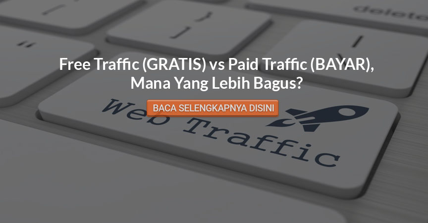 free traffic vs paid traffic